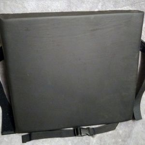 Wheelchair Seat Cushion with Zip-Off Cover